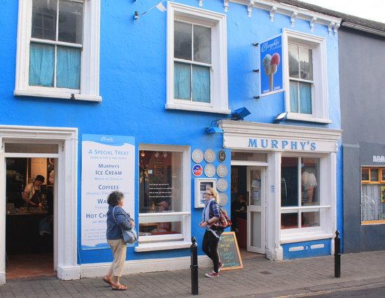 Murphy's Ice Cream: Ireland: County Kerry - Murphy's Ice-Cream Parlour, Dingle