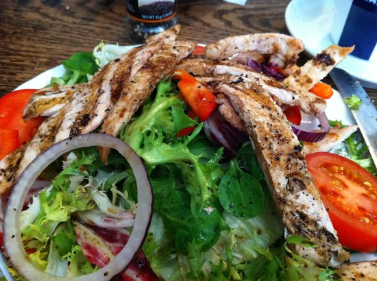 Soho Joe's Grilled Chicken Salad