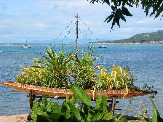 Rocky's Boutique Resort: View from the diningroom