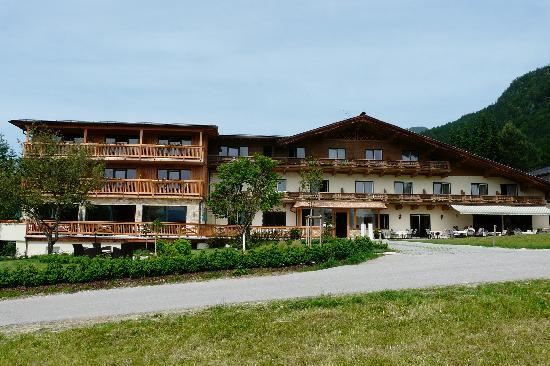 Vitalhotel Wolfgangsee: Tennis hotel St Wolfgang