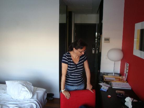 Hotel Marina Atarazanas: Habitación Acta Atarazanas