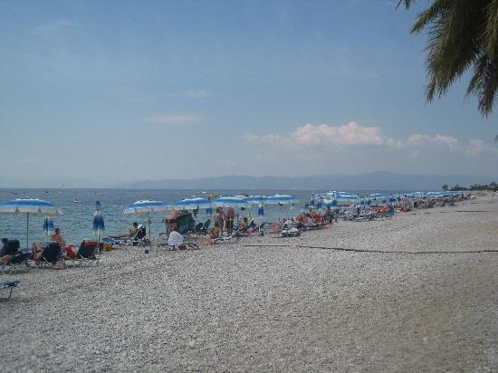 Kinetta, Grèce : La plage