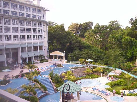 Sheraton Bijao Beach Resort: Vista desde la habitacion