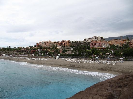 Vincci Selección La Plantación del Sur: Das Hotel von untem am Strand Fotografiert