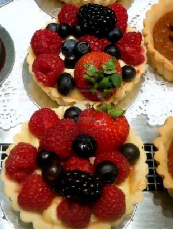 Panita Bakery: excelente pasteleria