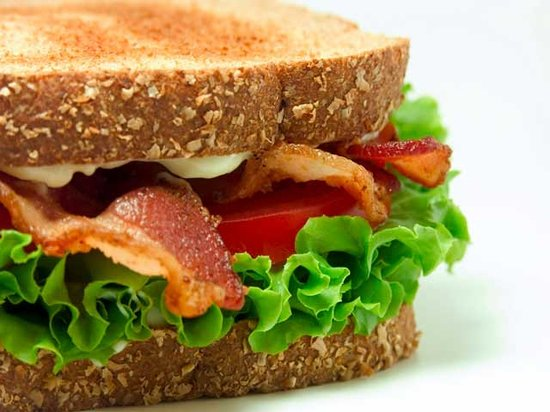 Panita Bakery: sandwish