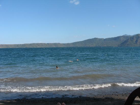 Grenade, Nicaragua : Laguna de Apoyo