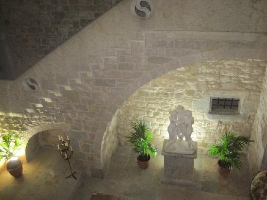 Torroella de Montgri, Espagne : patios