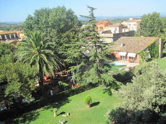 RV Hotel Palau Lo Mirador: vistas desde habitación y piscina