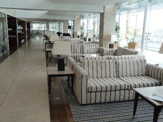 Hotel Marina Atlantico: Lounge