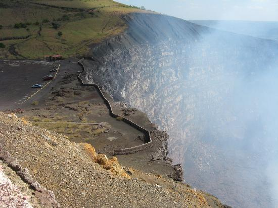 Grenade, Nicaragua : Masaya Volcano