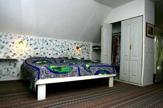 Katty´s Paradise: Quen bed at loft