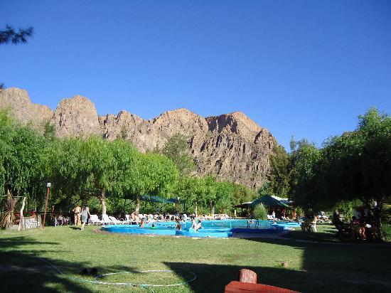 Hotel Nitra II: Montañas
