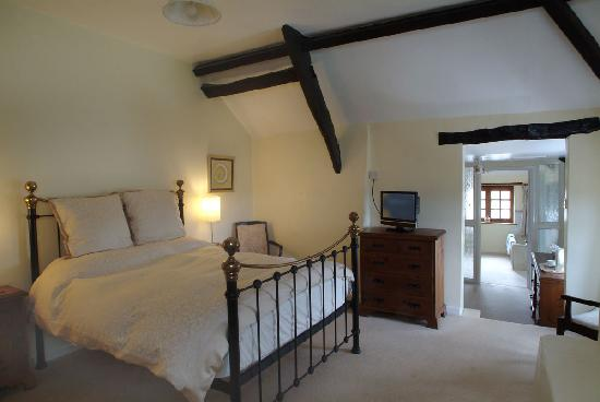 Higher Darracott Farm Bed & Breakfast: Lundy Room