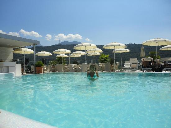 Hotel Kristal Palace - Tonelli Hotels: pool
