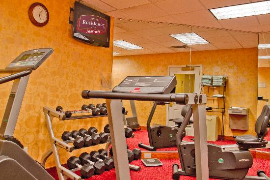 Residence Inn Charlotte Piper Glen: Fitness Center