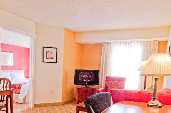 Residence Inn Charlotte Piper Glen: 1 Bedroom Suite