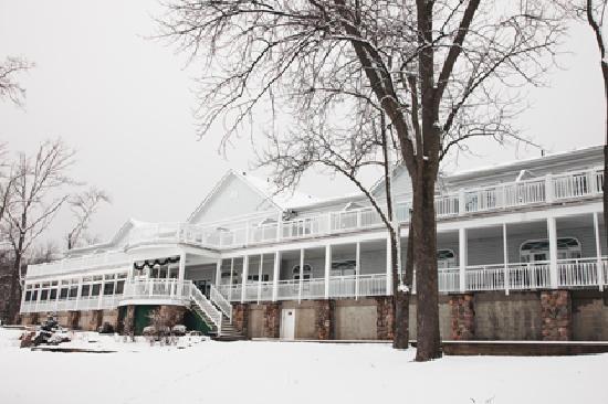Viamede Resort: Viamede in the Winter