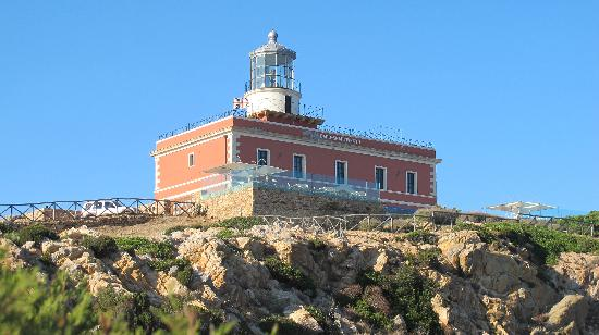 Domus de Maria, Ιταλία: Il Faro