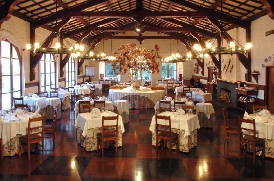 Nueva Helvecia, Uruguai: Restaurant L'arbalète - Comida Suiza-Francesa