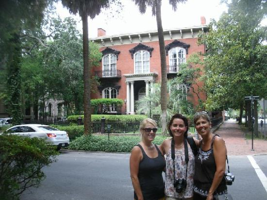 Savannah Mercer House Tours