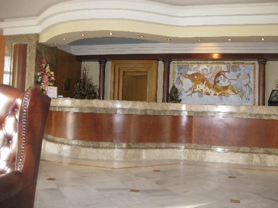 Mythos Palace: Reception