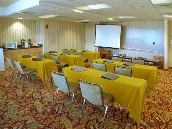 Comfort Suites Airport: Meeting Room