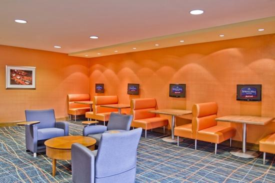 SpringHill Suites Columbia Downtown: Meeting Pod's