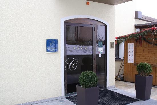 Hotel & Restaurant Christkindlwirt: Das Hotel von aussen