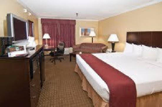 Best Western Natchitoches Inn: King Executive