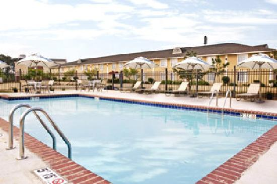 Best Western Natchitoches Inn: Pool