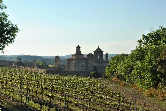 Sercotel Villa Engracia rural Hotel and Apartments : Monasterio de Poblet