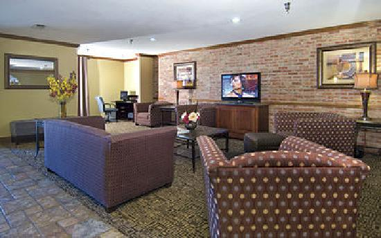 BEST WESTERN Natchitoches Inn: Lobby