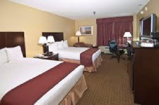 Best Western Natchitoches Inn: Double Beds