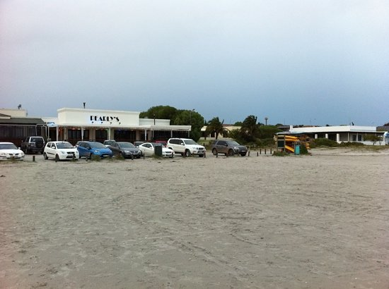 Pearly's: From the beach