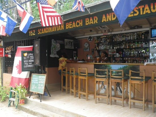 Scandinavian Beach Bar & Restaurant: Scandinavian Beach Bar