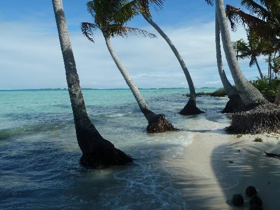 Rangiroa, Französisch-Polynesien: senza parole...