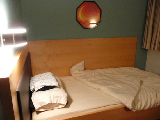 Valerian - Das Business Hotel: bequemes Bett