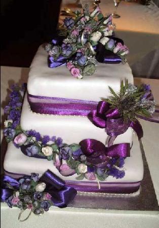 The Coven: Vegan Wheat/Gluten Free Wedding Cake
