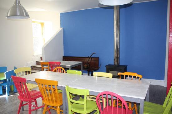 The Isle of Skye Baking Company: food shop with seats