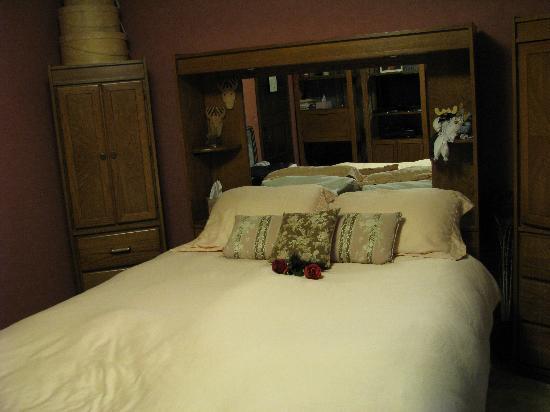 Alaskan Frontier Gardens Bed and Breakfast: The Butterfly Room
