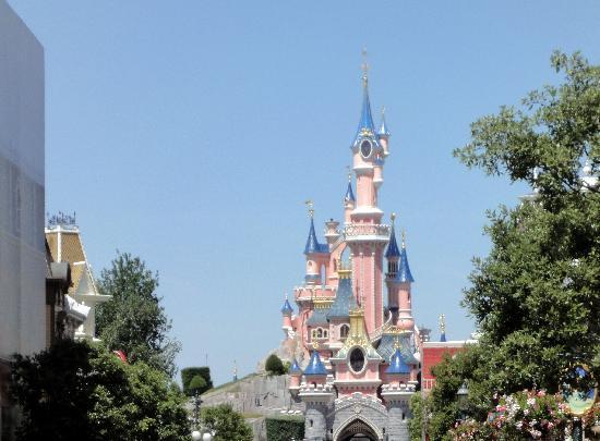 Parque Disneylandia: Il castello di Cenerentola