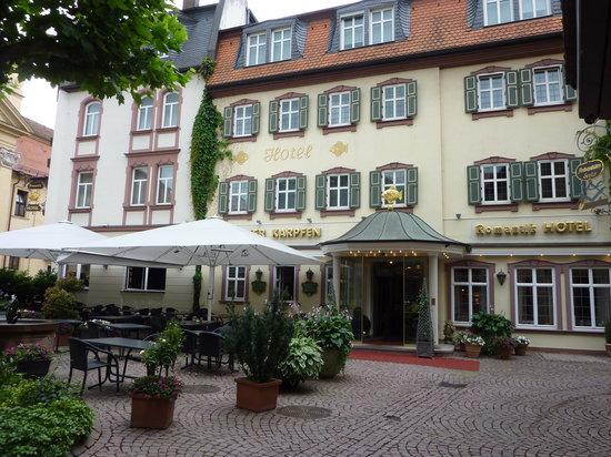 Romantik Hotel Goldener Karpfen: Romantik Hotel