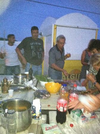 """Pizza Party"" Residence Baia di Sorgeto"