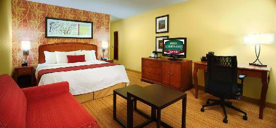 Courtyard by Marriott Ocala : King Guest Room