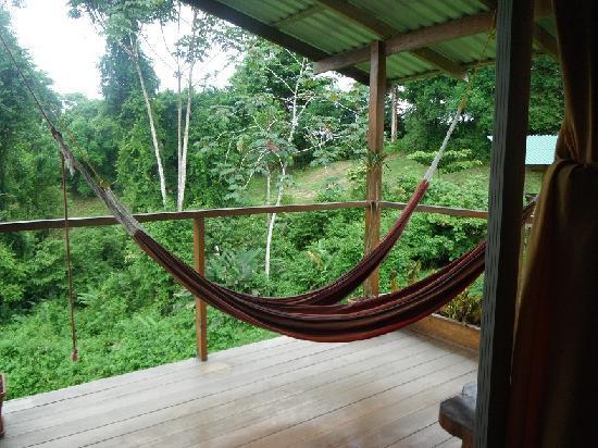Finca Maresia: Descansando en la terracita