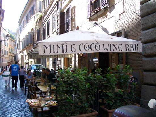 Mimi E Coco Rome Navona Pantheon Campo De Fiori