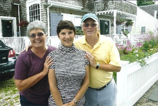 The Mattapoisett Inn: We miss you Deanne!