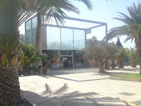 Playa de Cura, Spanje: View of the entrance