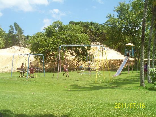 Parador El Faro: Play Yard